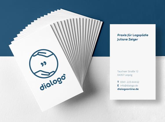 dialogo_Visitenkarte
